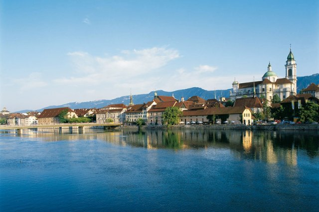 Old Town Solothurn