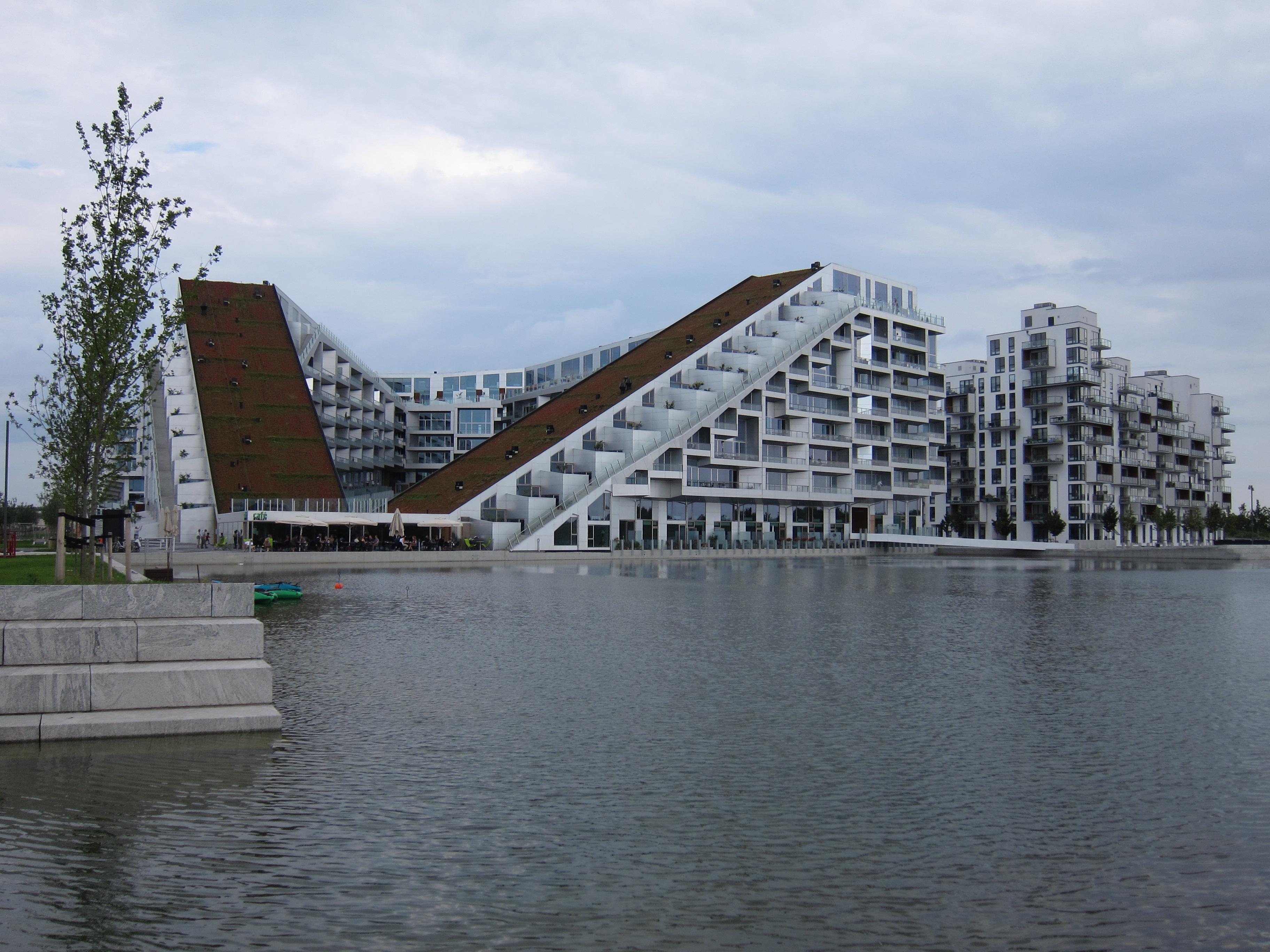 Residential Buildings in
