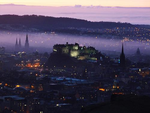 Edinburgh City of Literature (designated in 2004)