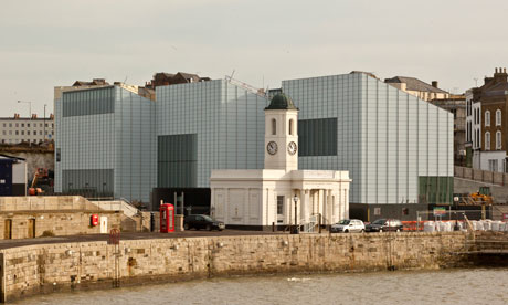 The Turner Contemporary gallery in Margate