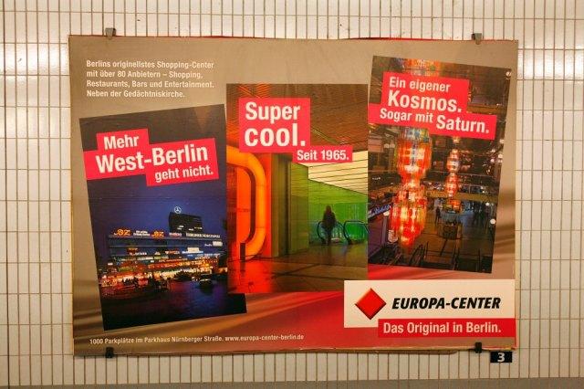Europa-Center campaign