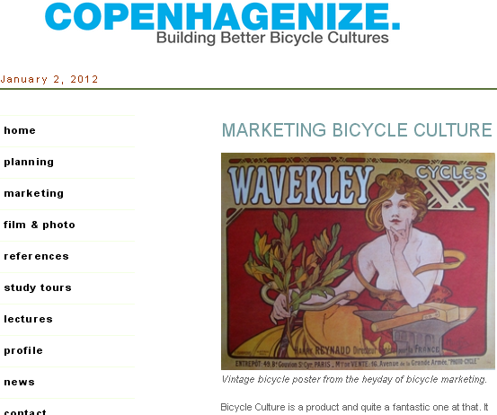Copenhagenize Consultancy