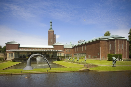 Museum Boijmans Van Beuningen (Rotterdam) - one of the participating museums