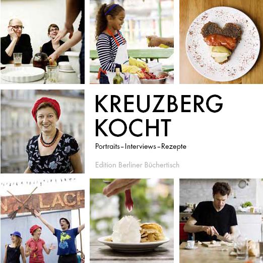 """Cookbook """"Kreuzberg kocht"""""""