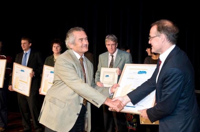 Energiestadt Certificate Event
