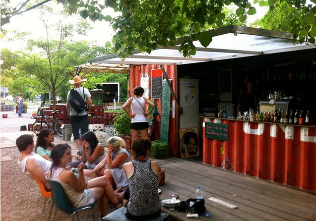 Prinzessinnengarten Cafe