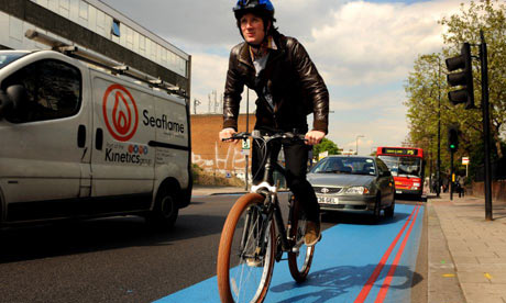 Barclays Cycle Superhighways