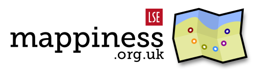 Mappiness logo