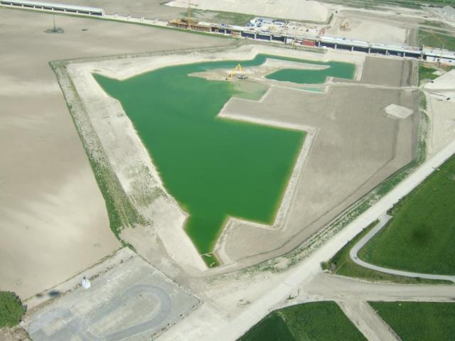 aspern's urban lakeside