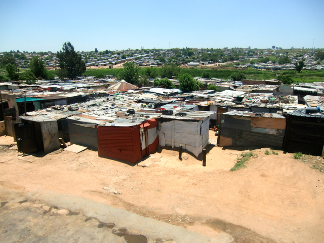 Diepsloot from above