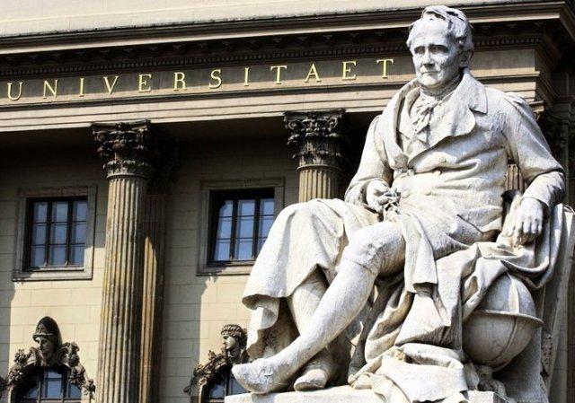 Humboldt University Berlin, Unter den Linden