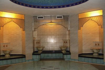 Hamam - das Türksiche Bad für Frauen in der Schokoladenfabrik. Photo: www.hamamberlin.de
