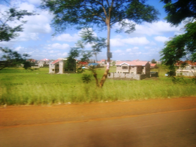New Construction Thika