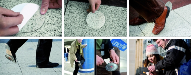 Landmine Stickers