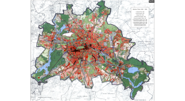 The Berlin Land Use Plan