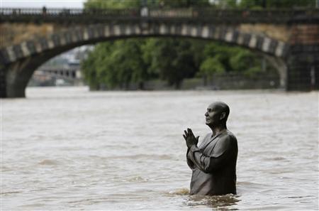 Prague (REUTERS, David W Cerny, 2013)