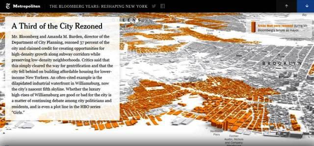 Reshaping New York (Fessenden et al., 2013)