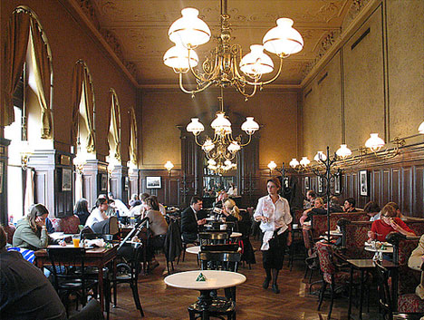 Viennese Coffee House Culture (Inoholics)