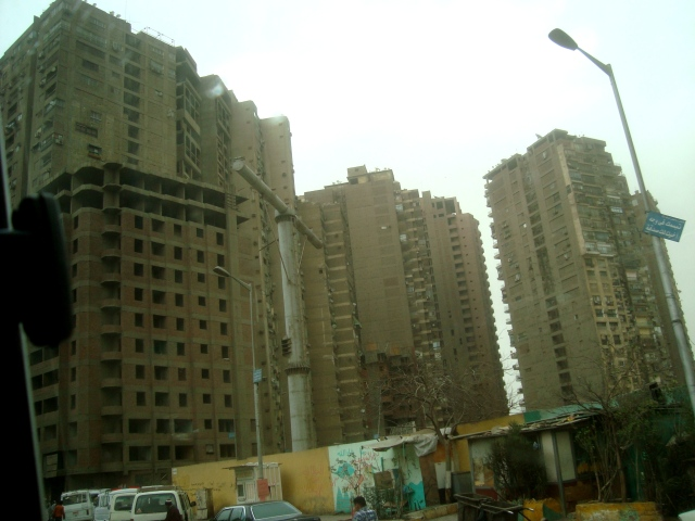 Cairo (Teipelke, 2012)