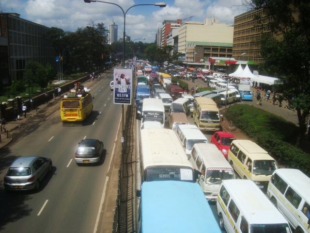 Nairobi (Teipelke, 2012)