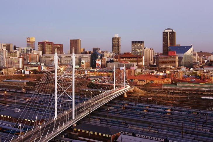 The Nelson Mandela bridge