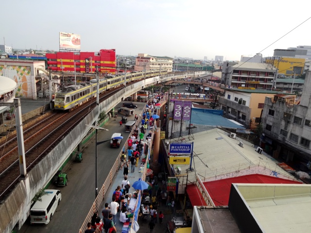 Transport System Metro Manila (Renard Teipelke, 2013)