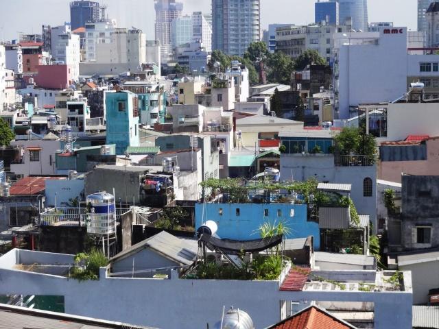 Rooftops - Ho Chi Minh City, Viet Nam (Teipelke, 2014) 1