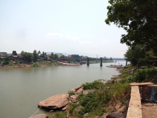 River - Pakse, Lao (Teipelke, 2014)