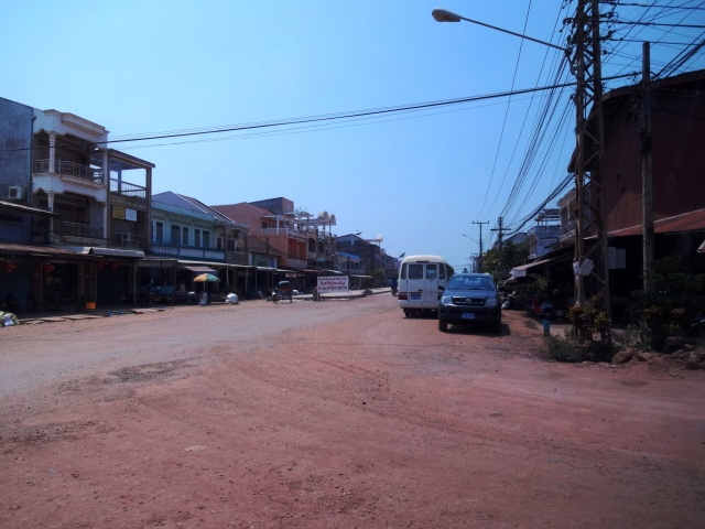 Street - Pakse, Lao (Teipelke, 2014)