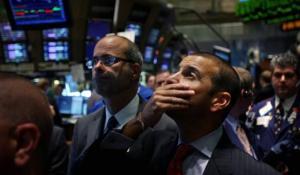 Wall Street Crisis (boston.com, 2008)