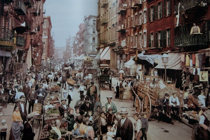 "Urbanization 1800s Review of ""Tr..."
