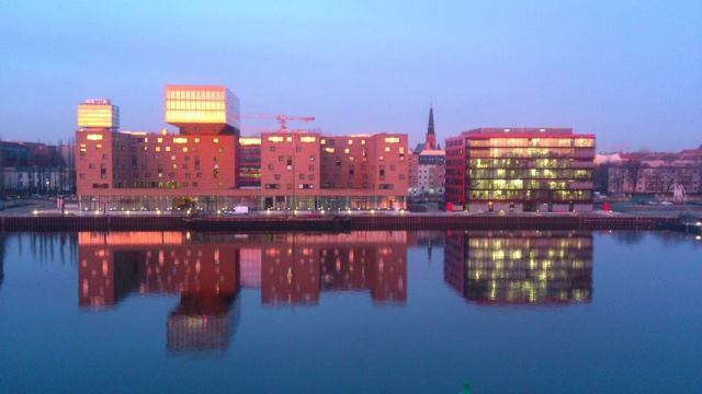 Browndfield revitalization and creative industries in Berlin. Photo: Rebecca Hudson