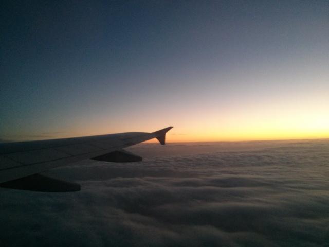 Airplane crete