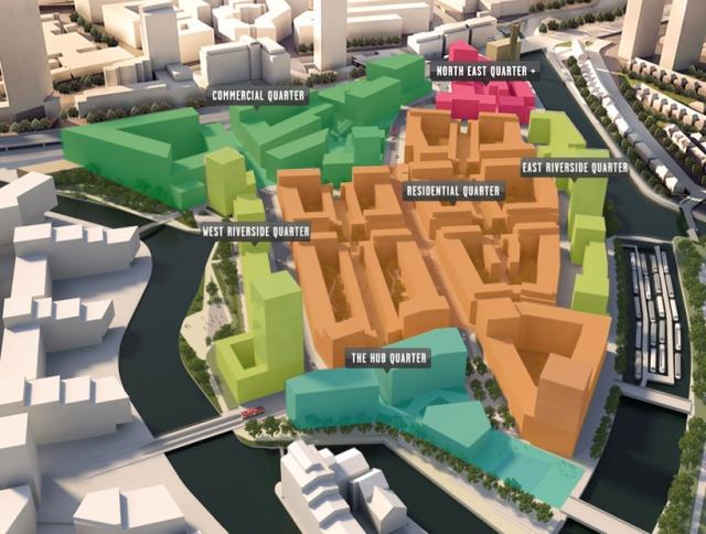 Ikea's master-plan. Copyrights: Landprop Holding