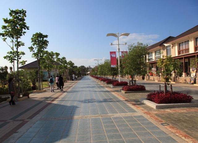 Samui Airport - Park Avenue (thaismile)