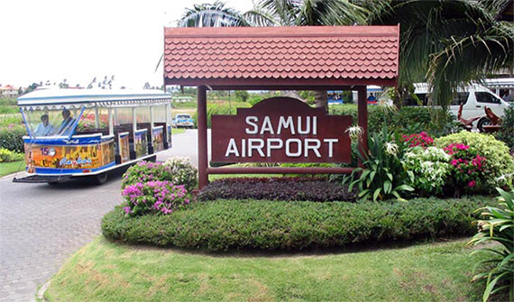 Samui Airport - Transport (samuihire)