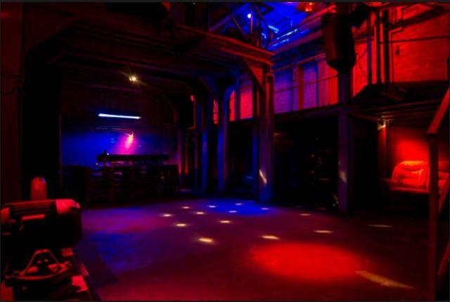Electronic Nightclub Griessmühle in Berlin